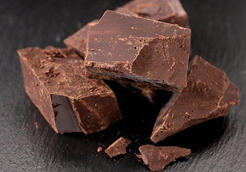 Recette : Croustillant chocolat caramel, crémeux chocolat blanc orange - EpiSaveurs