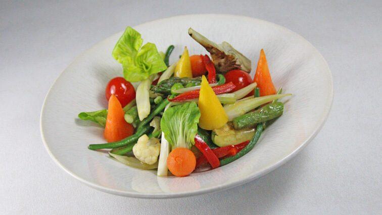 Recette : Pêle-mêle de légumes - TerreAzur