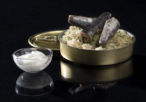 Recette : Quinoa aux anchois et sa sauce bulgare - EpiSaveurs