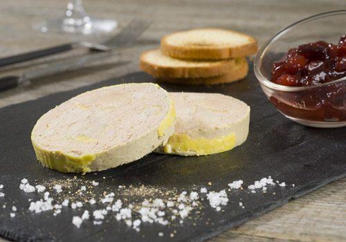 Recette : Foie gras accompagné de son chutney de betterave - EpiSaveurs