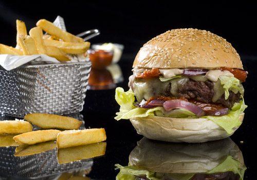 Recette : Burger au bœuf - EpiSaveurs
