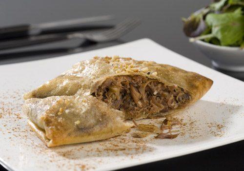 Recette : Pastilla de canard aux épices - EpiSaveurs