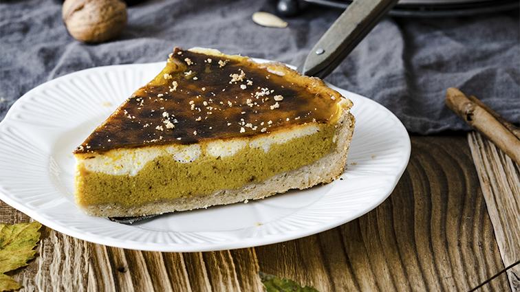Recette : Pumpkin Pie - TerreAzur