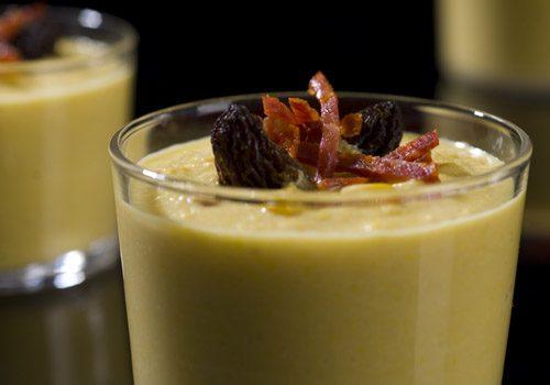 Recette : Crème de maïs et de chorizo - EpiSaveurs