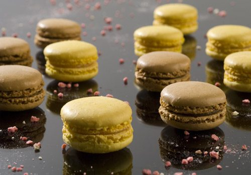 Recette : Macarons variés - EpiSaveurs