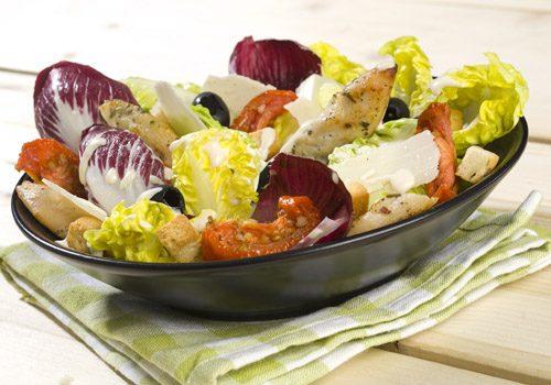 Recette : Salade césar - EpiSaveurs