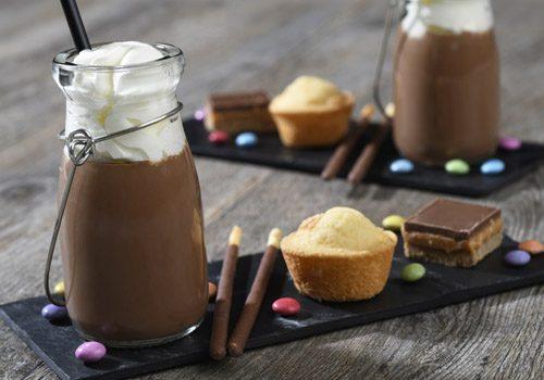 Recette : Hot chocolat - EpiSaveurs