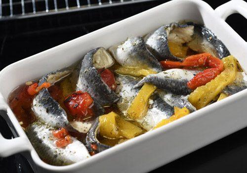 Recette : Escabèche de sardines - EpiSaveurs