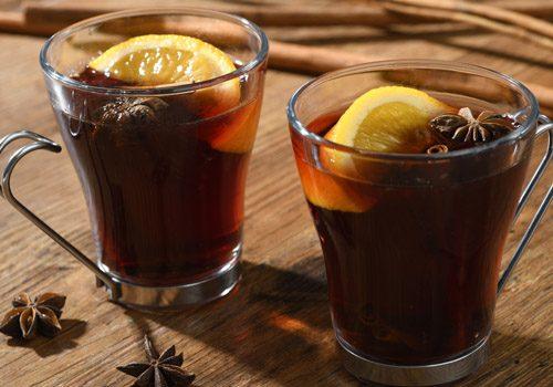 Recette : Vin chaud aux épices - EpiSaveurs