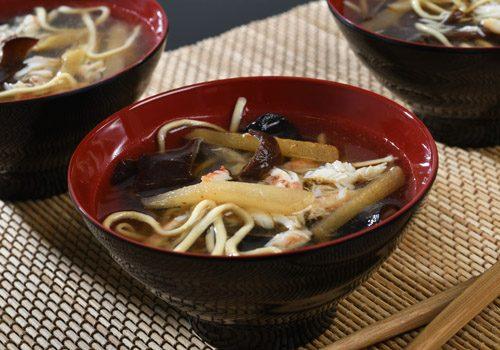 Recette : Soupe ramen - EpiSaveurs