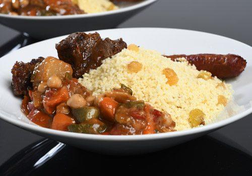 Recette : Couscous à la viande - EpiSaveurs