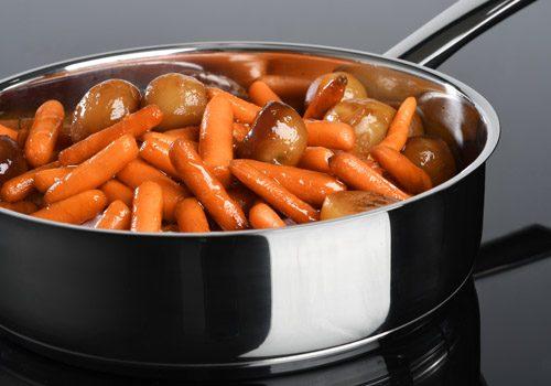 Recette : Poêlée de légumes glacés au miel - EpiSaveurs