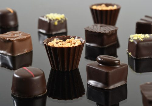 Recette : Bonbons de chocolat - EpiSaveurs