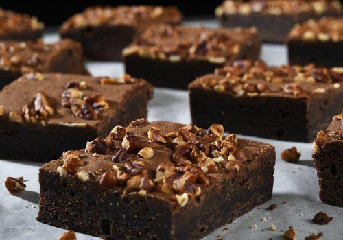 Recette : Brownies chocolat noix de pécan - EpiSaveurs