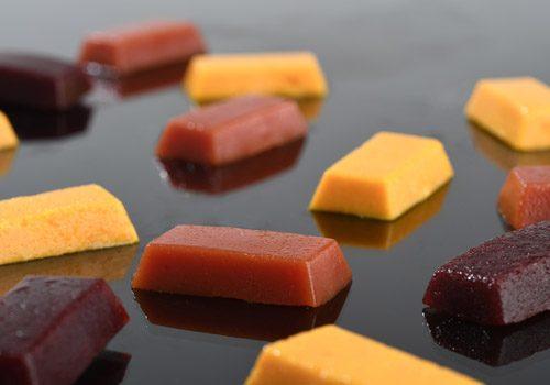 Recette : Lingots de légumes gélifiés - EpiSaveurs