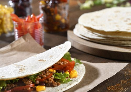 Recette : Tortillas Mexicaines - EpiSaveurs