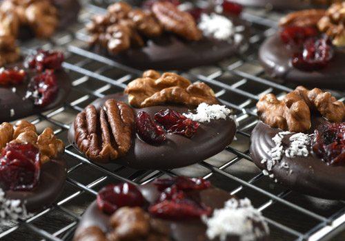 Recette : Mendiants au chocolat - EpiSaveurs
