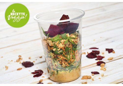 Recette : Veggie bowl - EpiSaveurs