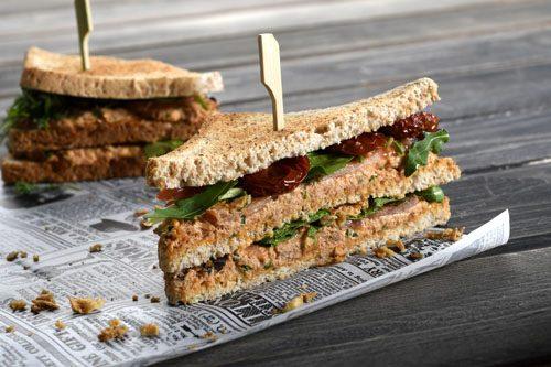Recette : Sandwich au thon et au yuzu - EpiSaveurs