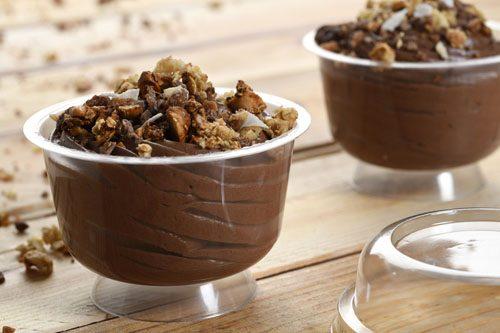 Recette : Mousse chocolat croustillante - EpiSaveurs
