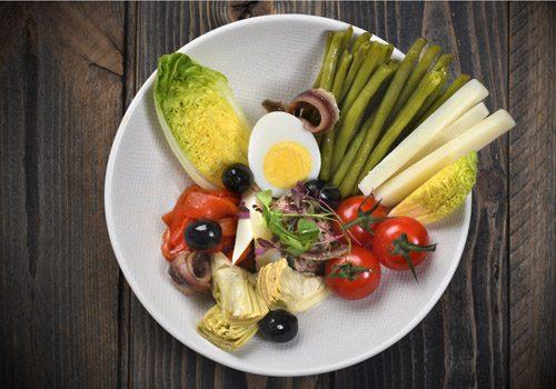 Recette : Petite salade niçoise aux piquillos - EpiSaveurs