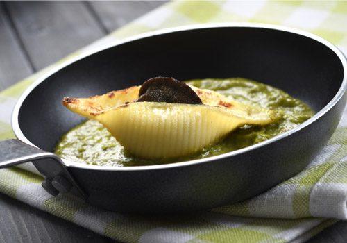 Recette : Escargot au pistou - EpiSaveurs