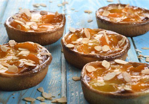 Recette : Tarte sablée aux abricots - EpiSaveurs