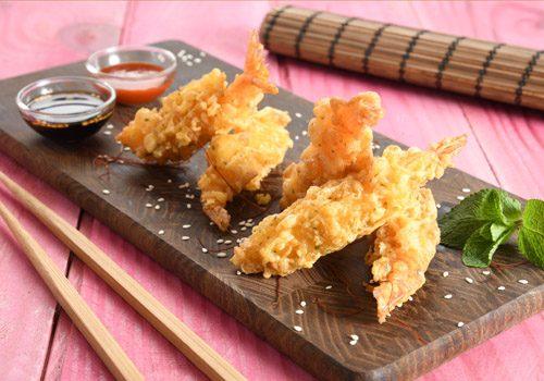 Recette : Beignets de crevettes tempura - EpiSaveurs