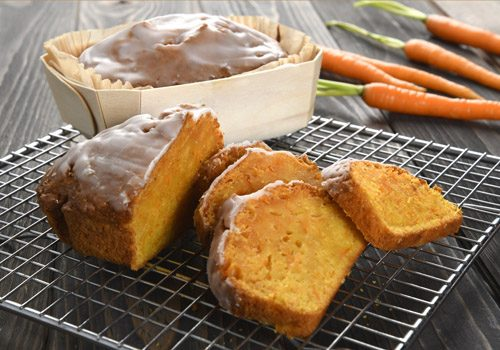 Recette : Gâteau carotte - EpiSaveurs