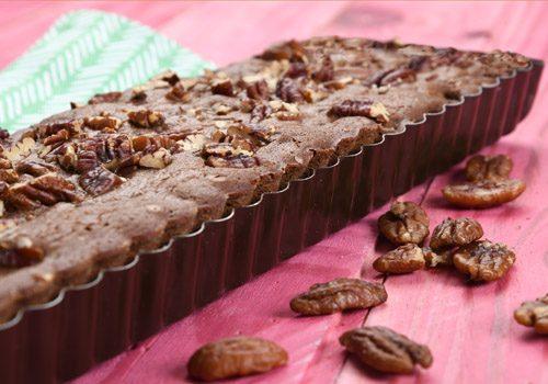 Recette : Brownies à la poire - EpiSaveurs