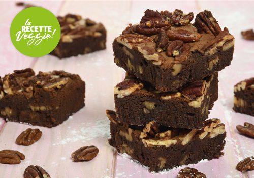 Recette : Brownie veggie - EpiSaveurs