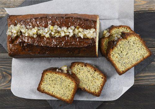 Recette : Cake citron pavot - EpiSaveurs