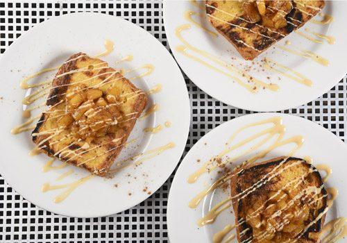 Recette : Pain perdu à l'ananas rôti aux épices - EpiSaveurs