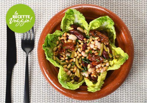 Recette : Trio d'haricots en salade - EpiSaveurs