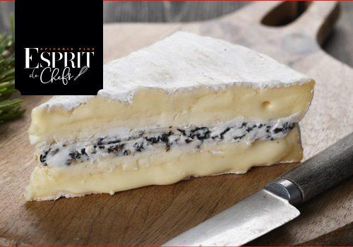 Recette : Brie truffé - EpiSaveurs