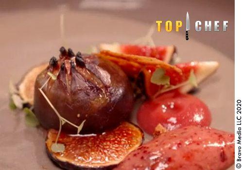 Recette : Déclinaison de figues aux saveurs crème brûlée yuzu - EpiSaveurs