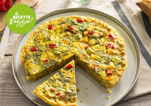 Recette : Tortillas céréales et légumes secs - EpiSaveurs