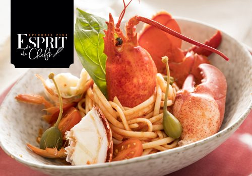 Recette : Linguine au homard - EpiSaveurs