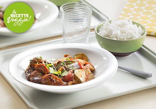 Recette : Sauté végétal laqué aux épices et au miel, avec poêlée de légumes de saison - EpiSaveurs