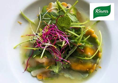 Recette : Ravioles de volaille aux agrumes, sauce suprême - EpiSaveurs