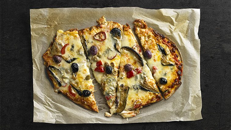 Recette : Pizza 4 fromages - PassionFroid