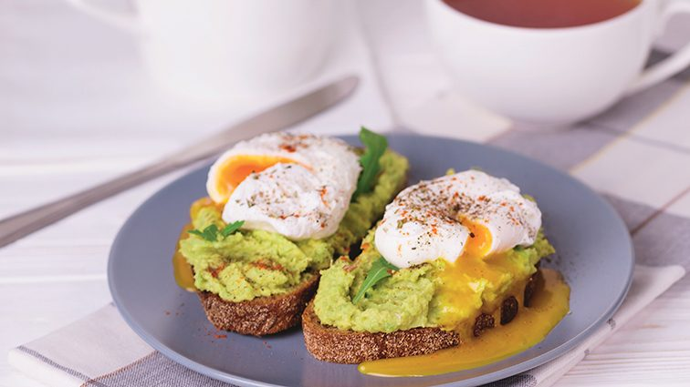 Recette : Avocado toast - PassionFroid